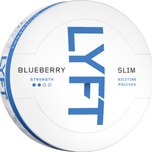 lyft Snus LYFT Blueberry SLIM
