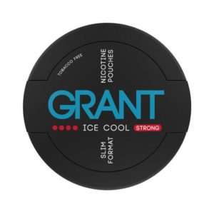 grant Snus Grant Ice Cool
