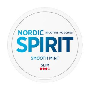 Nordic Spirit Snus Nordic Spirit Smooth Mint